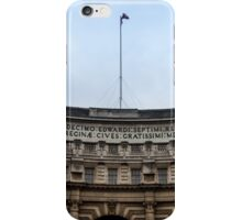 Admiral Arch iPhone Case/Skin