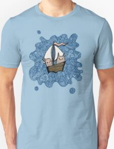 The Boat Trip Unisex T-Shirt