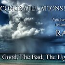 Featured in Rain Banner by Eve Parry