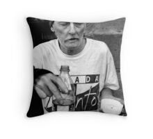 Homeless in Ottawa - 2 Throw Pillow