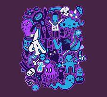 Alive Doodle  Unisex T-Shirt