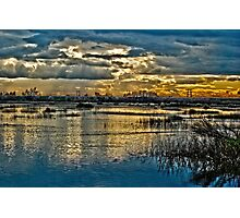 Wetlands in High Definition Resolution   Photographic Print