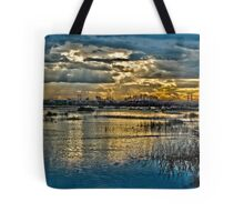 Wetlands in High Definition Resolution   Tote Bag