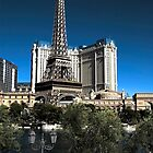 Paris in Vegas ver.1 by Jessica Fredrikson