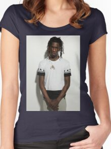 Young Thug Women's Fitted Scoop T-Shirt