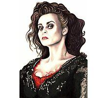 Helena Bonham Carter - the pie lady 117 views Photographic Print