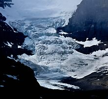 Saskatchewan Glacier by Justin Atkins