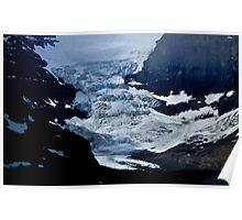 Saskatchewan Glacier Poster