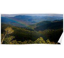 Mt Mee Landscape - Queensland Poster