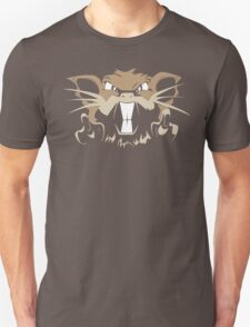 Raticate Pokemon Game and Anime T-Shirt