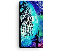 Dance the Night Away Original Canvas Print