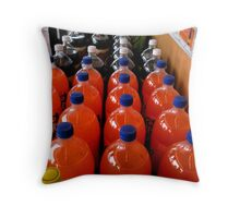 """Thirsty?"" Enlarge to Appreciate! Throw Pillow"