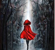 Little Red Riding Hood by Annya Kai
