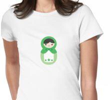 Matryoshka - Peppermint Womens Fitted T-Shirt