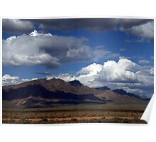Wilpena Shadows Poster