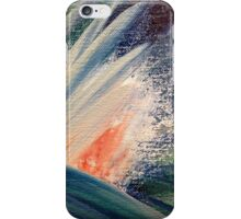 Detail of an Oil Painting II iPhone Case/Skin