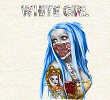 White Girl Hoodie