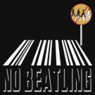 No Beatling - with text by Octochimp Designs