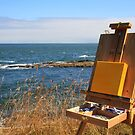 en plein air for a summer day by TerrillWelch