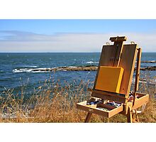 en plein air for a summer day Photographic Print