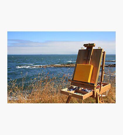 en plein air for a summer day Photographic Print