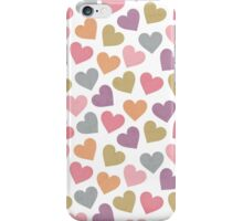 Love Hearts iPhone Case/Skin