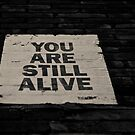 You are still alive by Nicole Wells