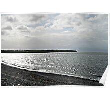 Awakening - Silvery Sea Poster
