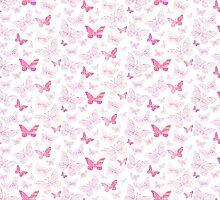 Butterflies by hayleylauren