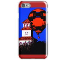 South Coast and Balloon, Serigraph iPhone Case/Skin