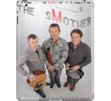 the sMothers Next (But Actually First) Live Gig iPad Case/Skin