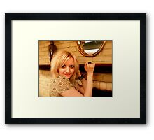 Looking For The Road To Broadway Framed Print
