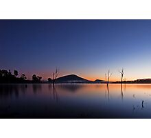 Tranquility Morning - Moogerah Dam Photographic Print