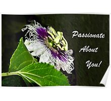 Passionate About You Poster