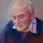 Portrait of Hubert Miller by Lynda Robinson