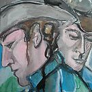 Brokeback Mountain by Anthea  Slade