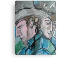 Brokeback Mountain Metal Print