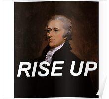 Rise Up Alexander Hamilton Poster