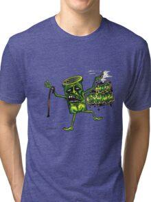 40 s granpa Tri-blend T-Shirt