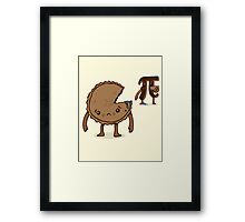 The Inferior Pi Framed Print