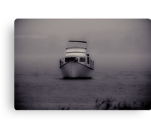 Ghost on the Water Canvas Print
