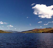 Loch Katrine by Eddie Dowds