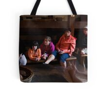 Below Decks on the Dunbrody, New Ross, County Wexford, Ireland Tote Bag