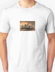 Rise Up Washington Crossing Delaware Unisex T-Shirt