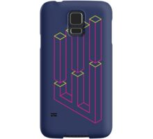 Impossible Shapes: Columns Samsung Galaxy Case/Skin