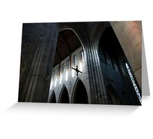 St Mary's Cathedral Killarney Kerry 4 Greeting Card