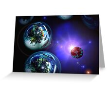 Prep Earth 4 DNA Greeting Card