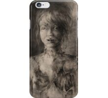 She Was Her Own Experiment  iPhone Case/Skin