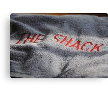 The Shack Canvas Print