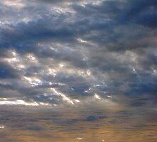 Sunset Seventeen by Robert Phillips
